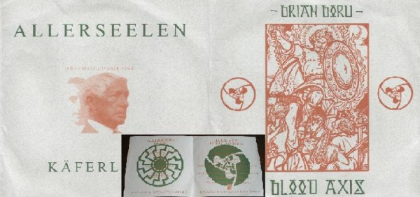 Allerseelen / Blood Axis - Kaeferlied 7 (Lim700)