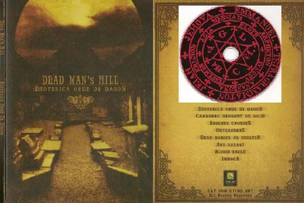 Dead Man's Hill - Esoterica Orde De Dagon CD (Lim500)