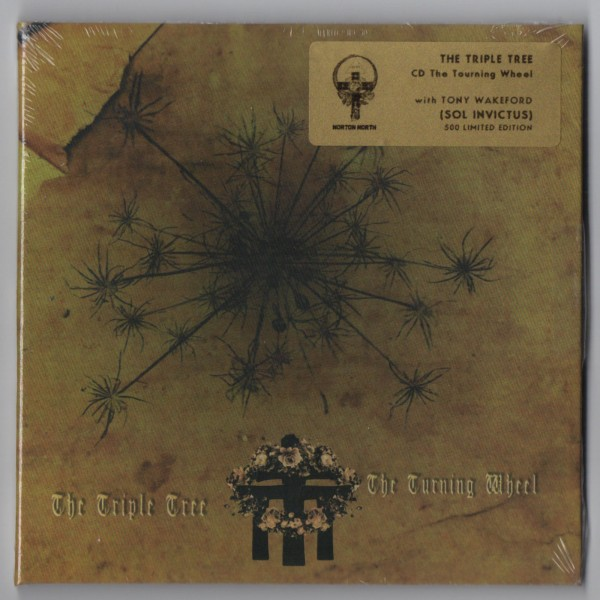 The Triple Tree (Sol Invictus) - The Turning Wheel CD (Lim500)