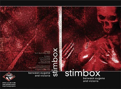 Stimbox - Between Eugene And Victoria CD (Lim300)
