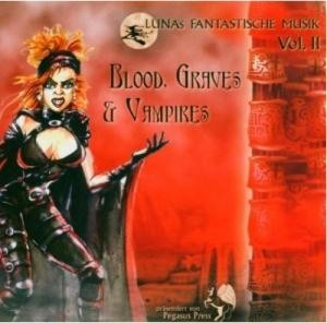V/A Sampler - Blood Graves & Vampires CD
