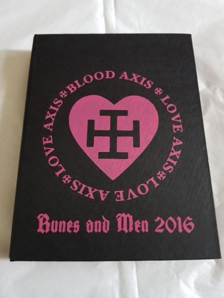 BLOOD AXIS - Runes and Man 2016 BOX (Lim50)