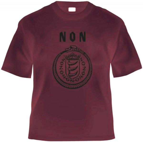 NON (Boyd Rice) - Osaka Shirt (Red)