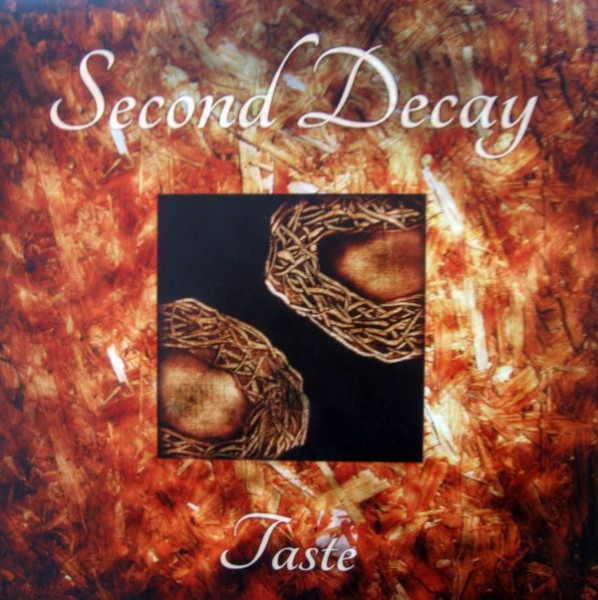 Second Decay - Taste 2LP (Lim500)