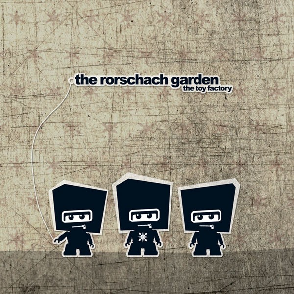 The Rorschach Garden - The Toy Factory CD (2007)