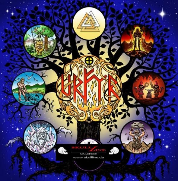 URFYR - Der Welten Neun CD (Lim300)