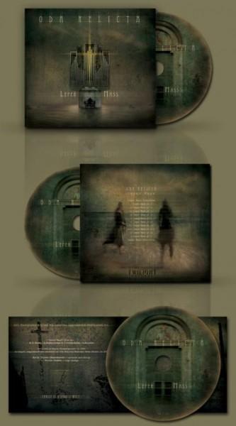Oda Relicta – Leper Mass CD (Lim500)