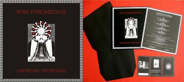 VON THRONSTAHL - Imperium Internum 2LP red (Lim100) 2010