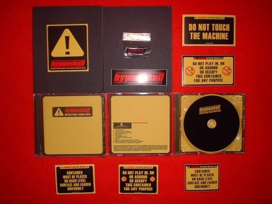 Hypnoskull - Operation Tough Guy! 2CDBOX (Lim1000)