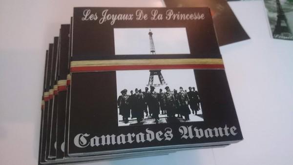 Les Joyaux De La Princesse - Camarades Avante 4CD BOX SET (Lim50) LJDLP