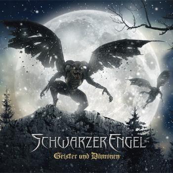 Schwarzer Engel - Geister Und Dämonen MCD