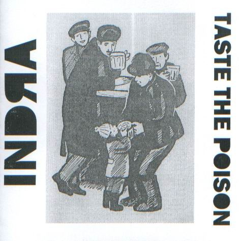 INDRA - Taste The Poison CD (Lim99)