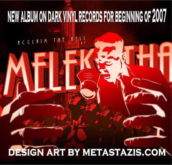 Melek-tha - Acclaim Hell CD