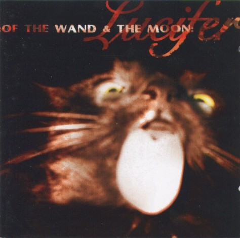 Of The Wand and The Moon - Lucifer CD (2003)